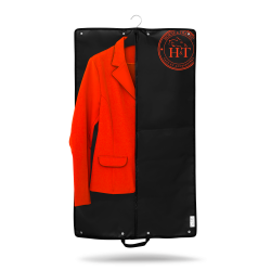 Housse veste Concours Jack The Cover Color - Logo Orange