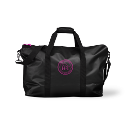 Equestrian Bag City Bag Color - Fuchsia Logo