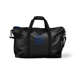 Equestrian Bag City Bag Color - Bleu Logo