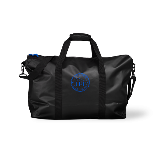 Sac Equitation City Bag Color - Logo Bleu