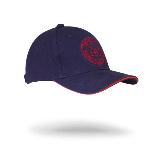 Cap - Blue / Red Logo