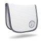 Horse Pads DRESSAGE SADDLE PADS - White