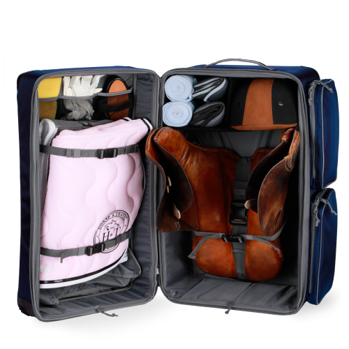 Malle Equitation Valise Equitation Travel Bag 1680 Horse And Travel