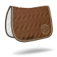 Jumping Saddle Pads - Rust