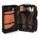Competition Tack Case Travel Bag Color - Logo Orange