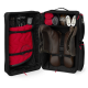 Competition Tack Case Travel Bag Color - Logo Red