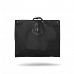 Riding Show Garmet Bag Jack The Cover Black / White Logo