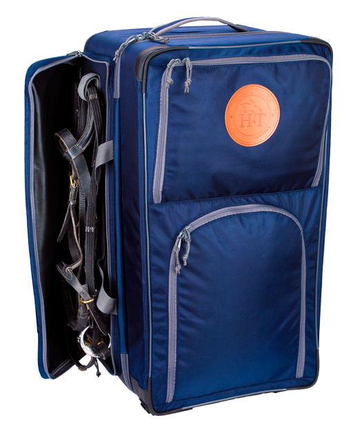 Tack case with bridel compartments Travel Bag 1680