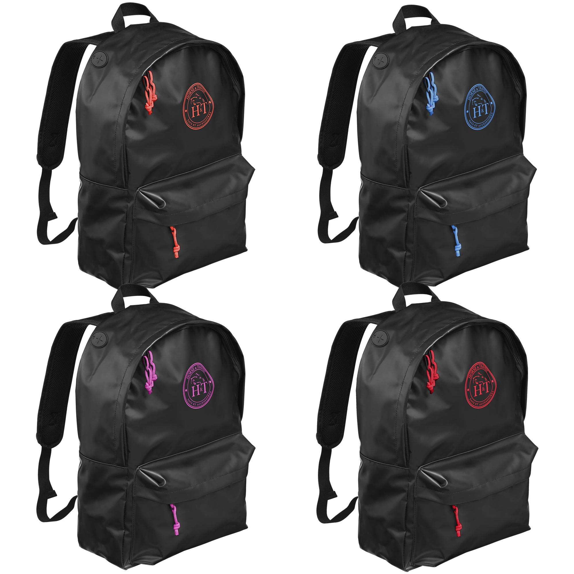 Equestrian Bag BackPack Color Horse &Travel