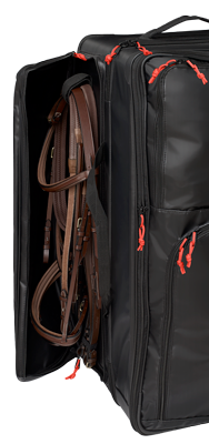 Malle de Concours Equitation Travel Bag Color Horse and Travel