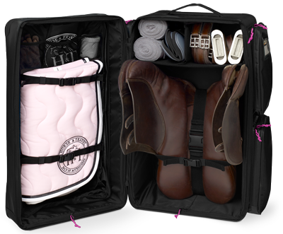 Equestrian storage bag Travel Bag Color