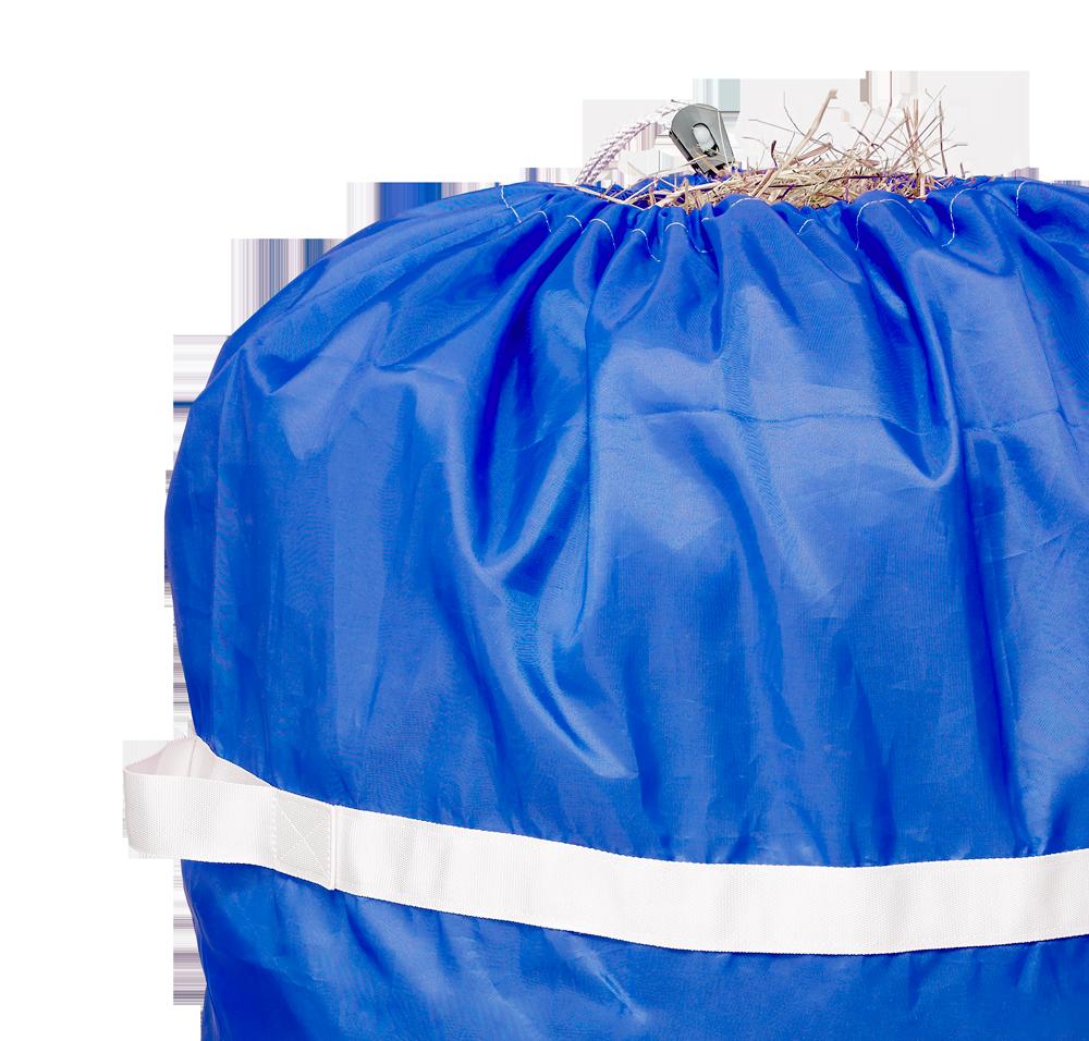 Horse Hay Bag  Hay-Hay Bag Blue