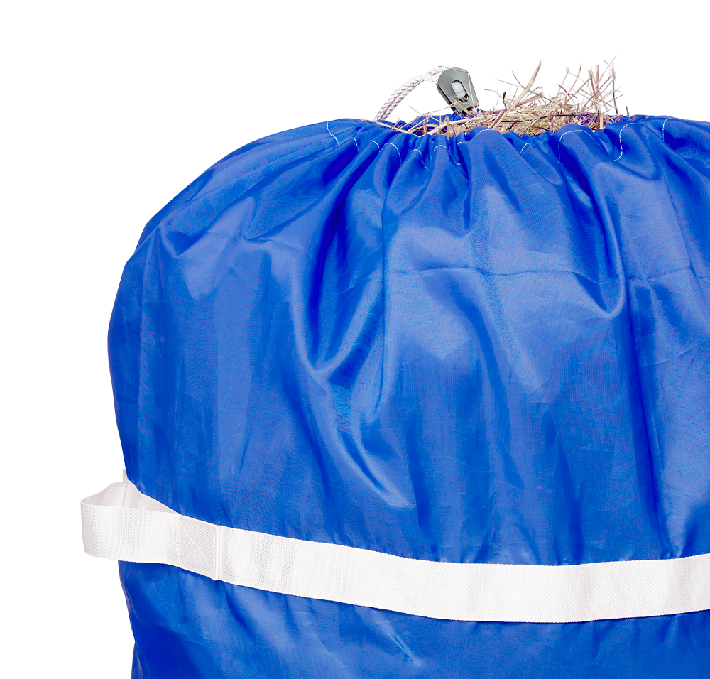 Sac à Foin Equitation Hay-Hay Bag Bleu