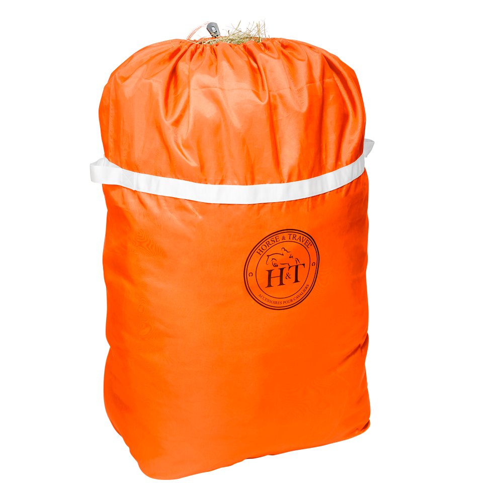 Equestrian Hay Bag Hay-Hay Bag Orange