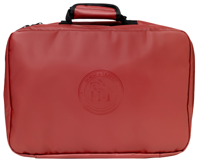 Sac de Pansage Pretty Bag Rouge