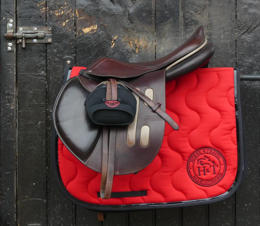 Housse Etrier Equitation Stirrup Cover Neo