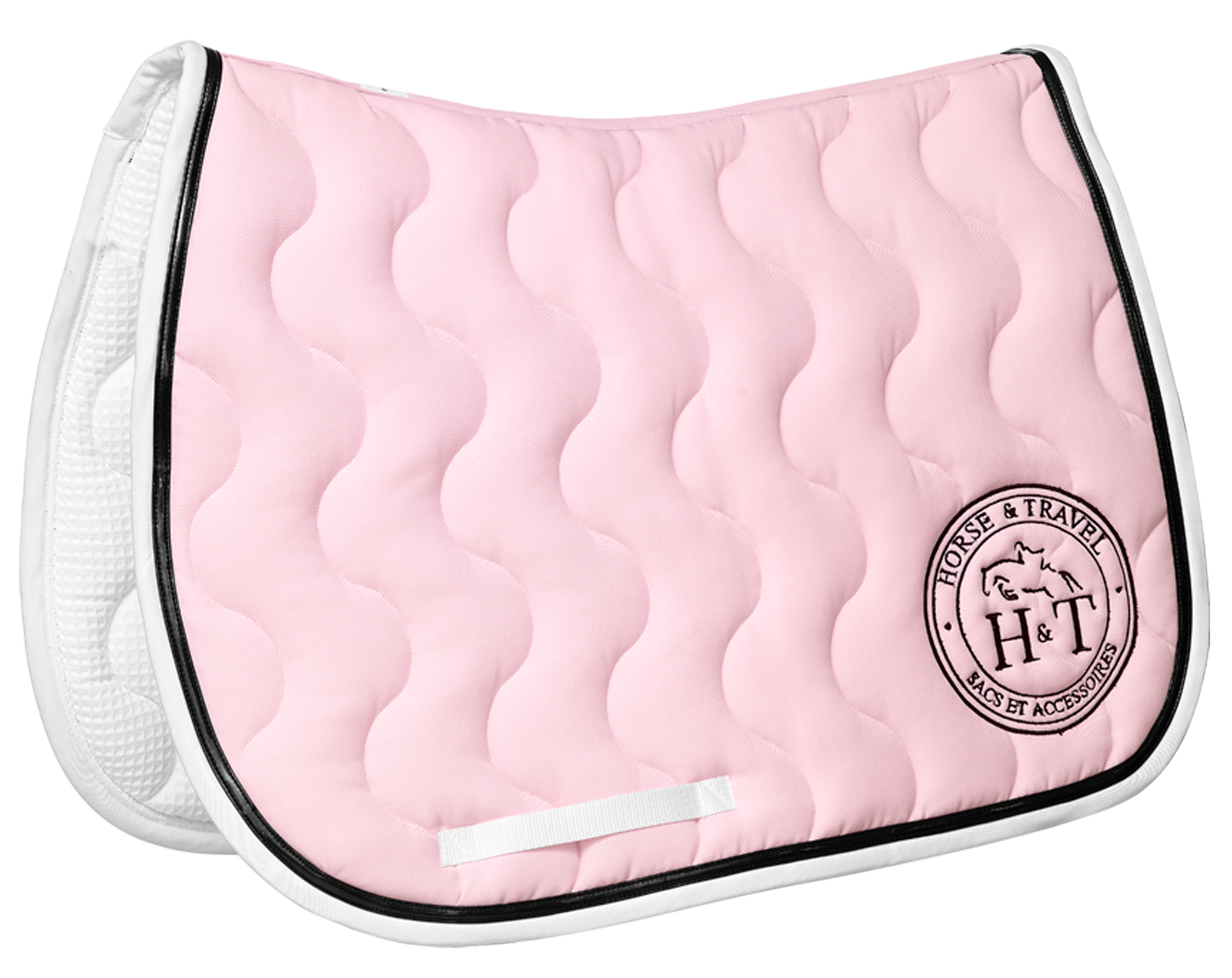 Tapis Equitation CSO Jumping Saddle Pad