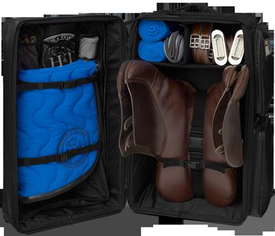 Malle de Concours Equitation Travel Bag Le Nouveau Horse and Travel