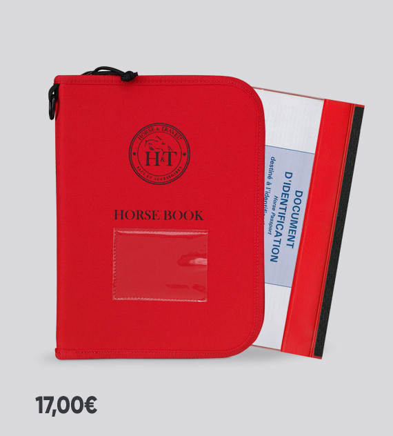Protection Livret Cheval PASS-PASS BOOK