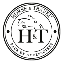 Logo Horse and travel